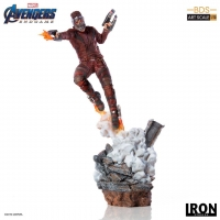 AVENGERS : ENDGAME - Star Lord BDS Art Scale 1/10 Statue Iron Studios