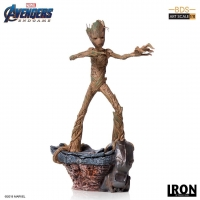 AVENGERS : ENDGAME - Groot BDS Art Scale 1/10 Statue Iron Studios