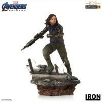 AVENGERS : ENDGAME - Winter Soldier DELUXE BDS Art Scale 1/10 Statue Iron Studios