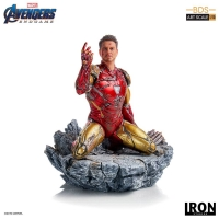 AVENGERS : ENDGAME - I am Iron Man  BDS Art Scale 1/10 Statue Iron Studios