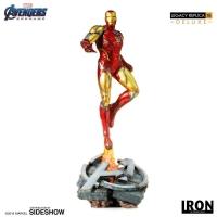 AVENGERS : ENDGAME - Iron Man Mark LXXXV Legacy 1/4 Statue Iron Studios