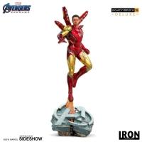 AVENGERS : ENDGAME - Iron Man Mark LXXXV DELUXE Legacy 1/4 Statue Iron Studios