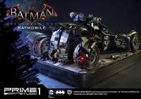 BATMAN ARKHAM KNIGHT - Batmobile Museum Master Line Diorama Prime1