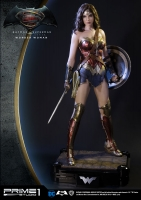 BATMAN V SUPERMAN - Wonder Woman 1/2 Statue Prime 1