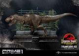 JURASSIC PARK : Tyrannosaurus Rex Statue 43 cm Prime 1