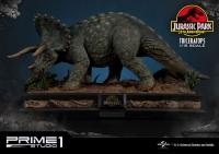 JURASSIC PARK : Triceratops 1/15 Statue 32 cm Prime1