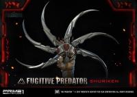 PREDATOR 2018 - Fugitive Predator 1/1 Shuriken Büste 65 cm Prime 1