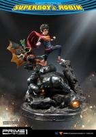 DC COMICS - Superboy & Robin 1/3 Statue 64 cm Prime 1