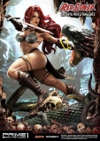 RED SONJA - She Devil with a Vengeance Statue 79 cm Prime 1