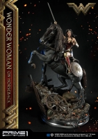 WONDER WOMAN - Wonder Woman on Horseback Statue 138 cm Prime1
