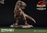 JURASSIC PARK : Tyrannosaurus-Rex  1/38 Prime Collectibles PVC Statue Prime 1