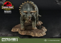 JURASSIC PARK - Triceratops 1/38 Prime Collectibles PVC Statue Prime1