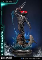 INJUSTICE 2 - Black Manta Statue 77 cm Prime 1
