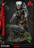 PREDATOR - Big Game Cover Art Predator DELUXE Statue Prime1