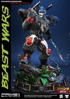TRANSFORMERS - Optimus Primal Beast Wars Statue Prime 1 Studio