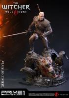 WITCHER 3 : WILD HUNT - Geralt von Rivia Statue Prime 1 Studio