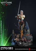 WITCHER 3 : WILD HUNT - Ciri of Cintra Statue 69 cm Prime 1