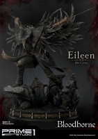 BLOODBORNE : THE OLD HUNTERS - Eileen The Crow Statue Prime1