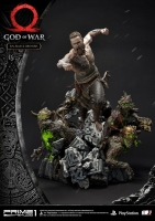 GOD OF WAR - Baldur & Broods Statue 62 cm Prime1