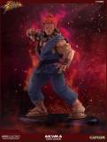 STREET FIGHTER - Akuma Classic Exclusive Mixed Media Statue Pop Culture
