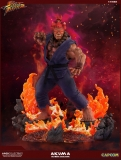 STREET FIGHTER - Akuma Ultimate Exclusive Mixed Media Statue Pop Culture