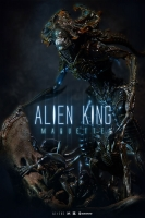 ALIEN KING - Aliens Maquette 53 cm Sideshow Collectibles