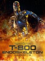 ENDOSKELETT - Terminator T-800 Maquette 52 cm Sideshow