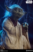 STAR WARS - Yoda 1/2 Legendary Scale Figur 46 cm Sideshow