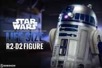 R2-D2 - Star Wars 1:1 Life-Size Statue 122 cm Sideshow