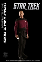 STAR TREK TNG - Captain Jean-Luc Picard 1/6 Actionfigur 30 cm Quantum Mechanix