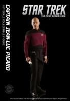 STAR TREK TNG - Captain Jean-Luc Picard 1/6 Actionfigur 30 cm Quantum Mechanix