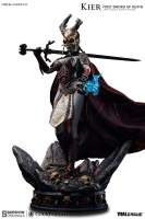 COURT OF THE DEAD - Kier First Sword of Death 1/6 Actionfigur TBL